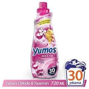 #6202 YUMOS YUMUSATICI YABANI ORKIDE YASEMIN 16X720ML
