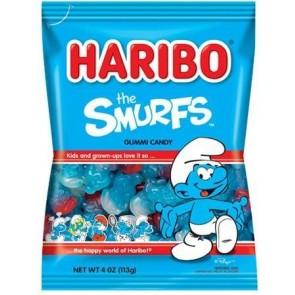 #884 HARIBO SMURFS 30X75G