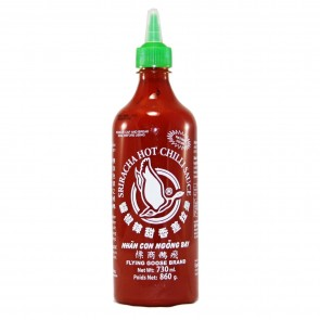 #5400 FLYING GOOSE CHILISAUCE SCHARF 12x730g
