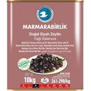 #8900 MARMARABIRLIK GRÜNE OLIVEN SUPER (M) 10KG 1X10000G