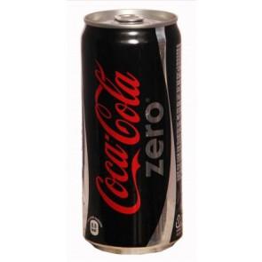 #2129 COCA-COLA ZERO 24X330ML PFAND.