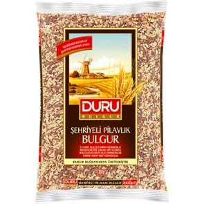 #955 DURU PILAVLIK TEL SEHRIYELI BULGUR 12X1000G