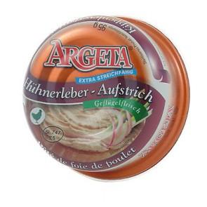 #984 ARGETA HUHNERLEBERAUFSTRICH 12X95G