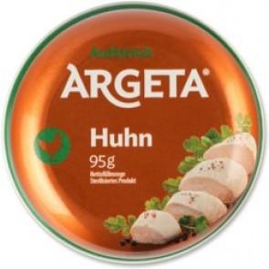 #987 ARGETA HUHNERFLEISCH AUFSTRICH 12X95G