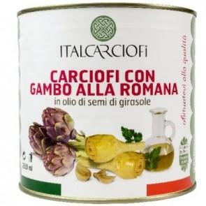 #2524 ITALCARCIOFI ARTISCHOCKEN ROMANA IN OL 1X3/1DOSE
