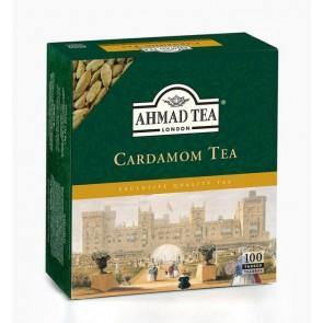 #1025 AHMAD TEE AUFGUSSBEUTEL CARDAMON 100X12