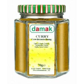#171 DAMAK CURRY INDISCH 12X70G