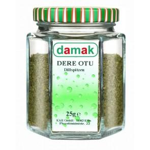 #135 DAMAK DILL SPITZEN 20G 12X20G