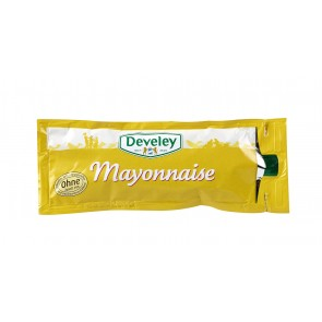 #304 DEVELEY MAYONNESE BEUTEL 150X20ML