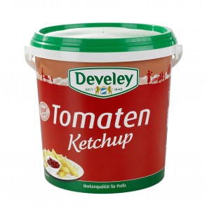 #623 DEVELEY KETCHAP EIMER 1x10 KG