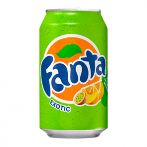 #2158 FANTA EXOTIC 0,33 DPG 24X330ML