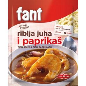 #15 VEGETA FANT für FISCH & PAPRIKASH 22x40g