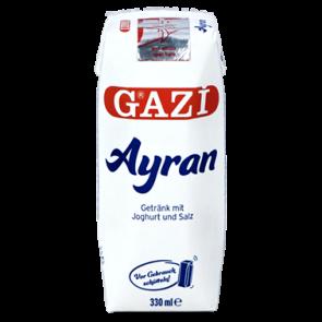 #1374 GAZI AYRAN TETRA 18x330ML