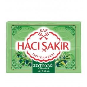 #2838 HACISAKIR SABUN ZEYTINYAG & GLISERIN 15X700g