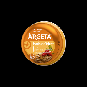 #971 ARGETA HARISSA ORIENT AUFSTRICH 12X95G