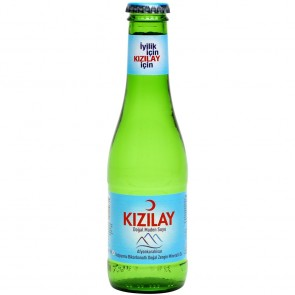 #1918 KIZILAY MINERALWASSER 24x200ml