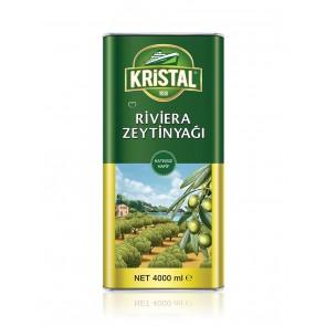 #1633 KRISTAL RIVIERA OLIVENOL 4X4000ML